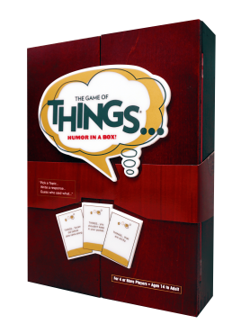 The Game of THINGS... Exclusive Edition