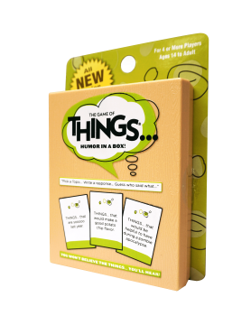 The Game of THINGS... Expansion Pack